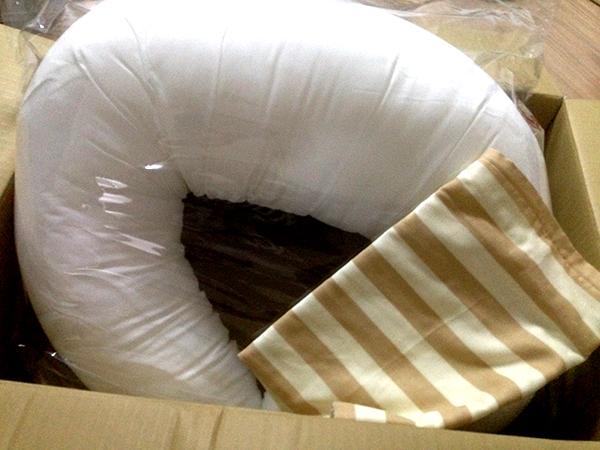 開封の儀抱き枕